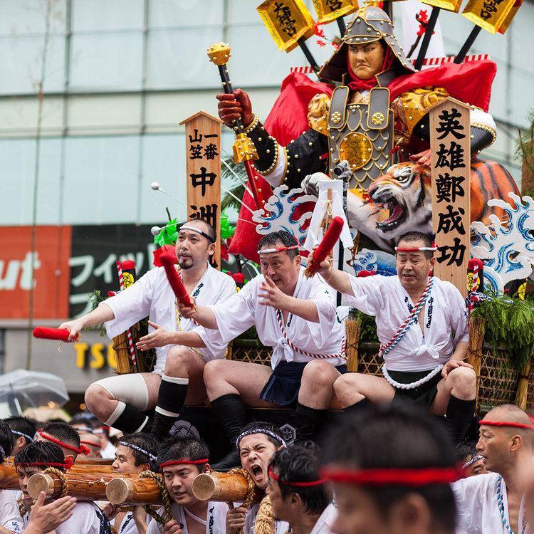 Hakata Gion Yamakasa Festivals of Japan Hakata Gion Yamakasa