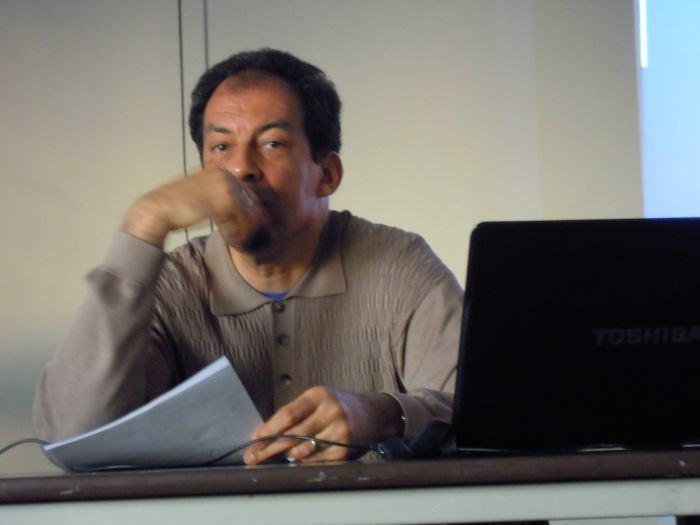 Hakim Adi Third lecture completes James Robinson Johnston