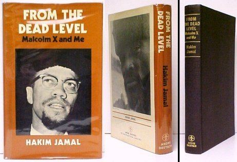 Hakim Jamal Hakim Jamal Malcolm X books on John W Doull Bookseller Inc