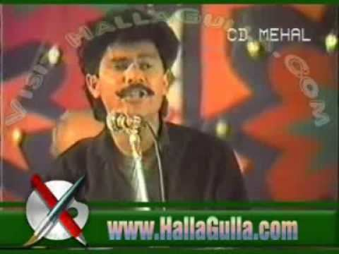 Hakim Nasir (cricketer) Abdul Hakim Nasir Mazahiya Rafta Rafta Har Tamanawmv YouTube