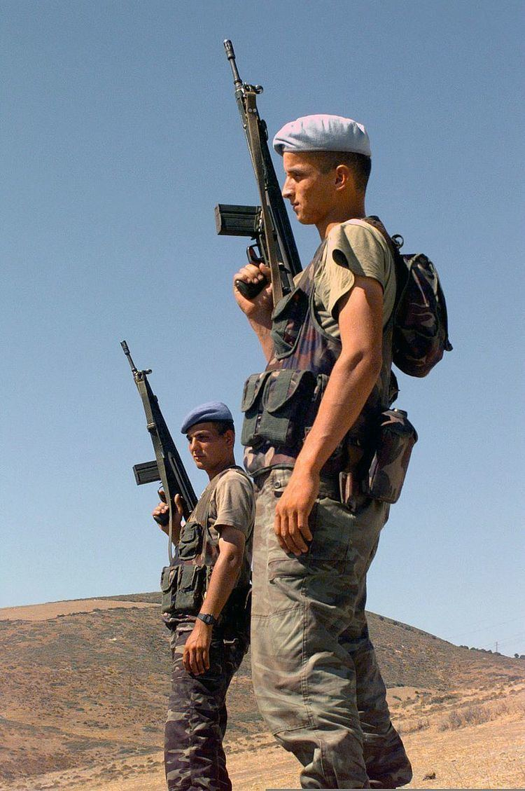 Hakkari Mountain and Commando Brigade