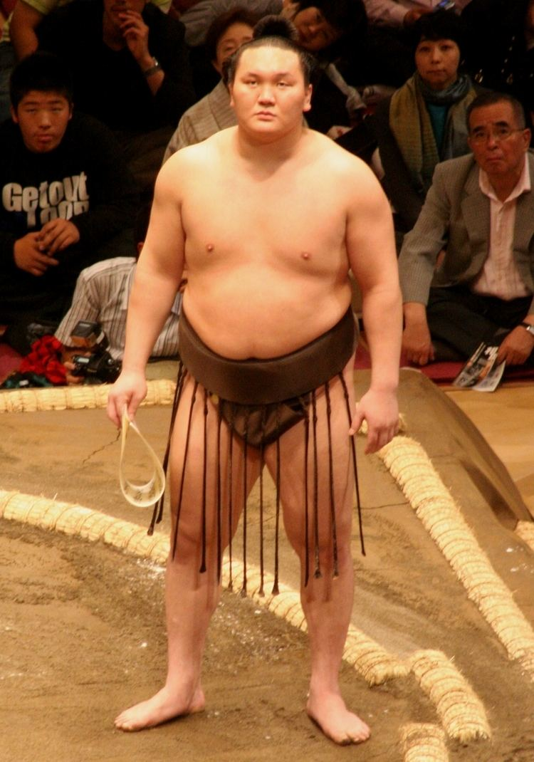 Hakuhō Shō FileSumo May09 Hakuhojpg Wikimedia Commons