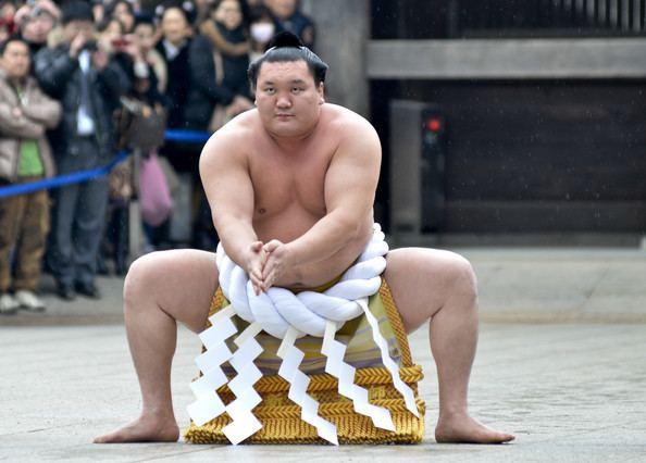 Hakuho Sho Hakuho Sho Pictures Sumo Grand Champions Celebrate the