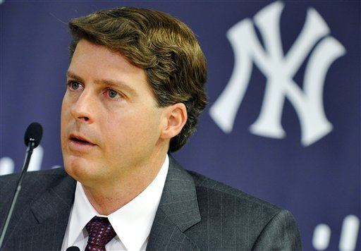 Hal Steinbrenner The New York Yankees