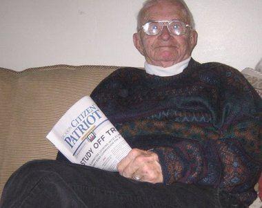 Hal Ziegler Former Jacksonarea lawmaker Hal Ziegler dies at 80 remembered for