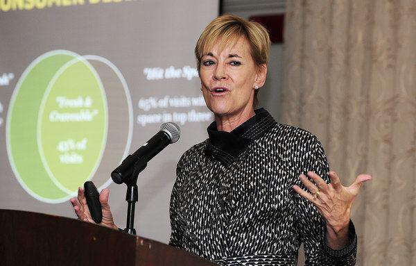 Hala Moddelmog Neighbor Newspapers Arby s president speaks to Buckhead