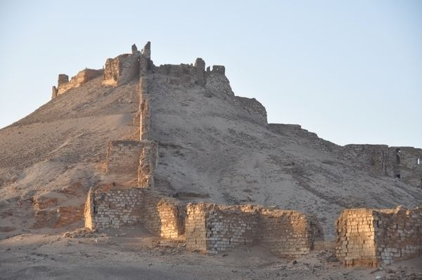 Halabiye Byzantine Military The Roman Fortress of Zenobia