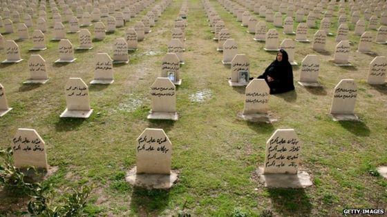 Halabja chemical attack Halabja chemical weapons A chance to find the men who armed Saddam