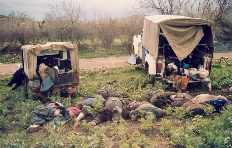 Halabja chemical attack Return of chemical warfare resonates among survivors In Iran Iraq