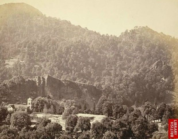 Haldwani in the past, History of Haldwani