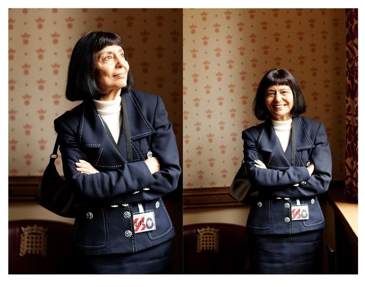 Haleh Afshar, Baroness Afshar Interview with Baroness Haleh Afshar Muslim feminist