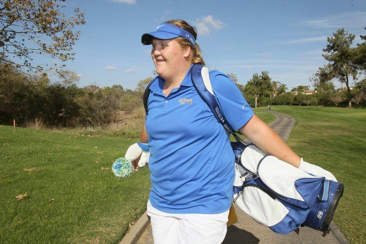 Haley Moore Tee shots alone not driving her game The San Diego UnionTribune