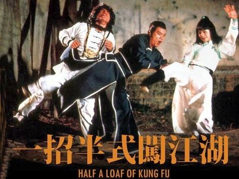 Half a Loaf of Kung Fu HALF A LOAF OF KUNG FU Comic Book and Movie Reviews