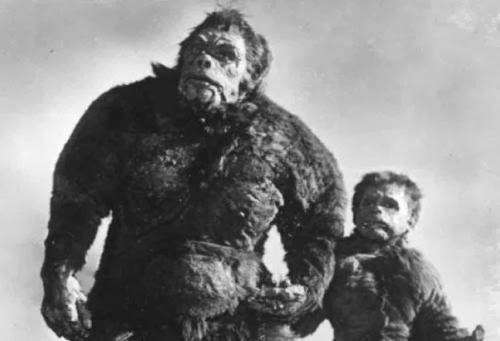 Half Human Images of KING KONG 1933 the Japanese Interpretations and the