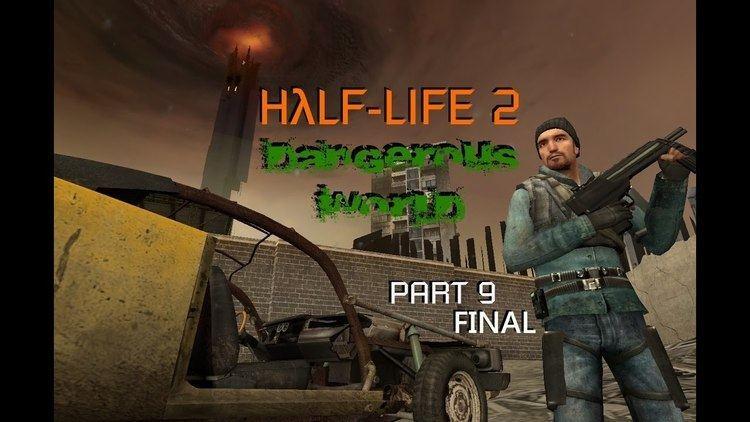 Half-Life: Escape from City 17 HalfLife 2 Dangerous World Gameplay WalkthroughPlaythrough