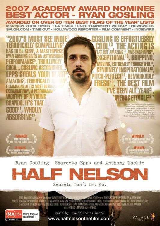 Half Nelson (film) Half Nelson Official Site Palace Films