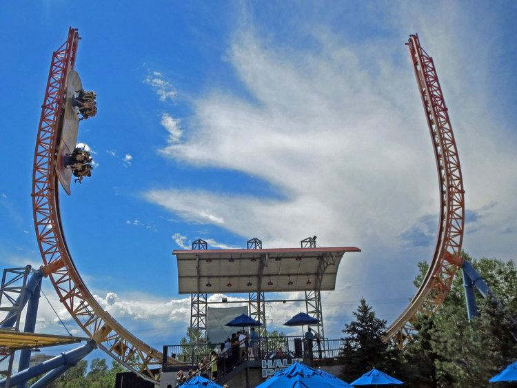 Half Pipe (roller coaster) HALF PIPE COASTER VIDEOS amp INFO COASTERFORCE