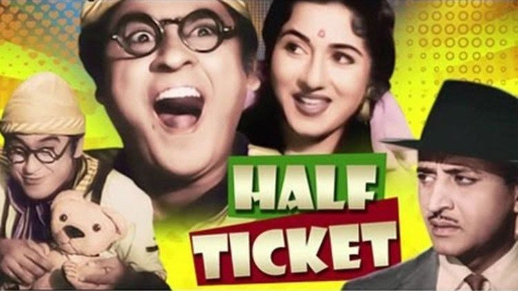 Half Ticket Full Movie Review Kishore Kumar Madhubala Pran