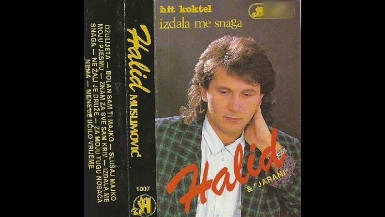 Halid Muslimović Halid Muslimovic Dzulijeta Audio 1990 HD YouTube