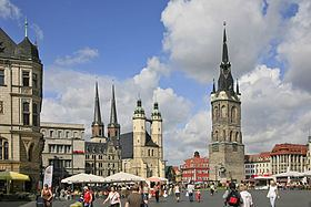 Halle (Saale) httpsuploadwikimediaorgwikipediacommonsthu