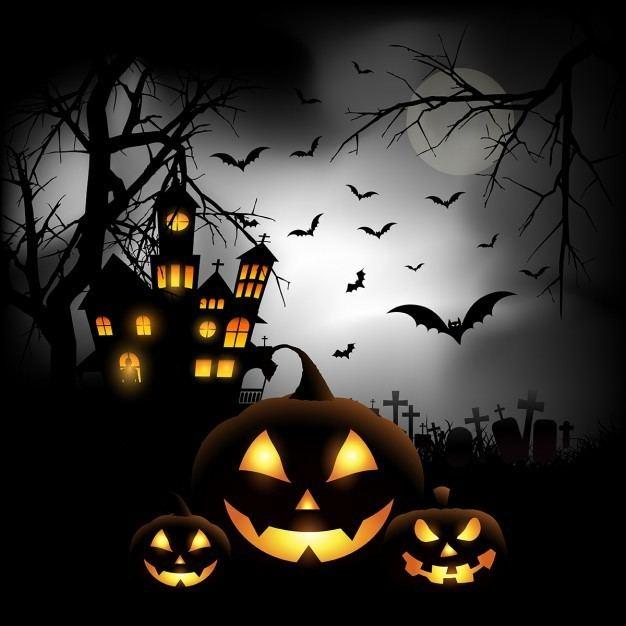 Halloween Halloween vectors 4200 free files in AI EPS format