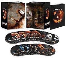Halloween (franchise) httpsuploadwikimediaorgwikipediaenthumb9