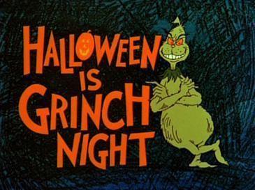 Halloween Is Grinch Night movie poster