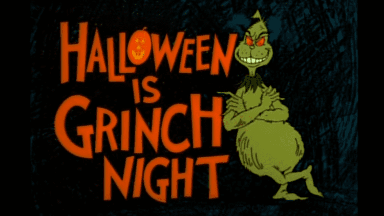 Halloween Is Grinch Night All Aboard the Paraphernalia Wagon Revisiting Dr Seusss Grinch