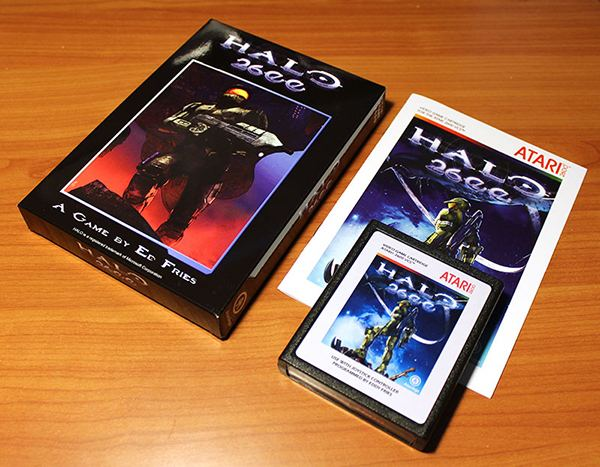 Halo 2600 Halo 2600 Atari Cartridges Available Once Again For 50 Ubergizmo