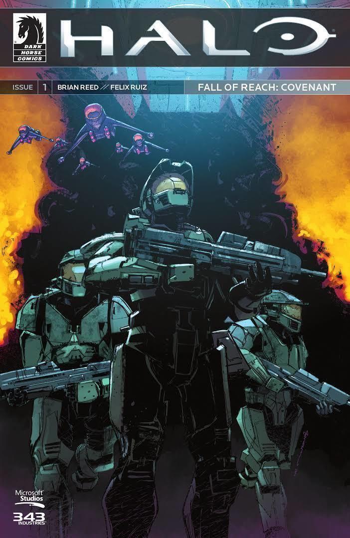 Halo: The Fall of Reach - Alchetron, the free social