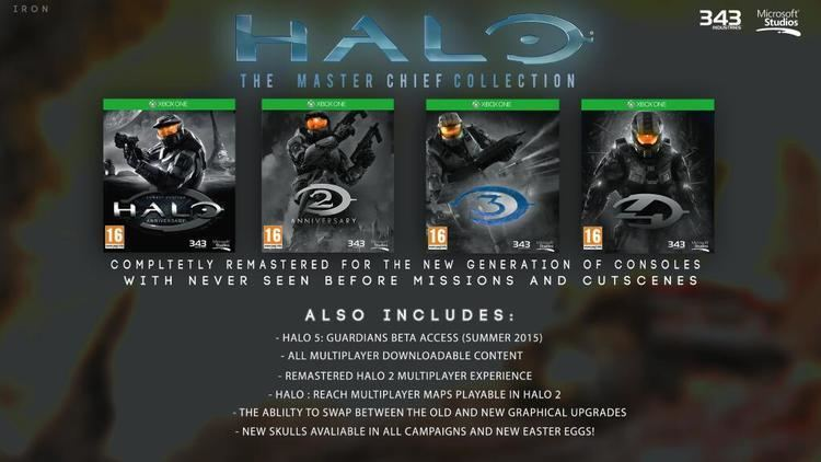 Halo: The Master Chief Collection - Alchetron, the free