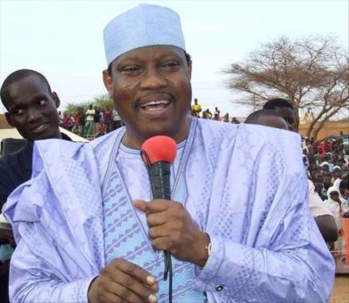 Hama Amadou Niger Hama Amadou dcide de rentrer Samedi malgr une