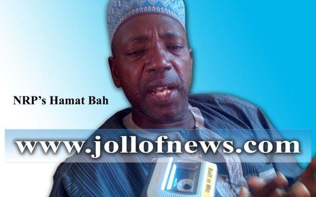 Hamat Bah Gambia 2016 New Leadership Will Probe Jammeh Hamat Bah