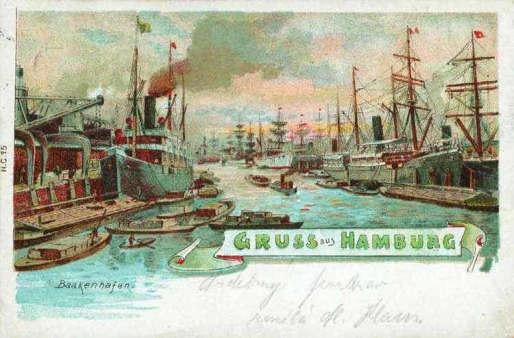 Hamburg in the past, History of Hamburg