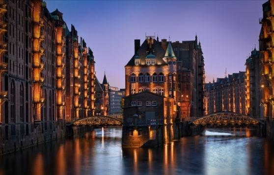Hamburg Beautiful Landscapes of Hamburg