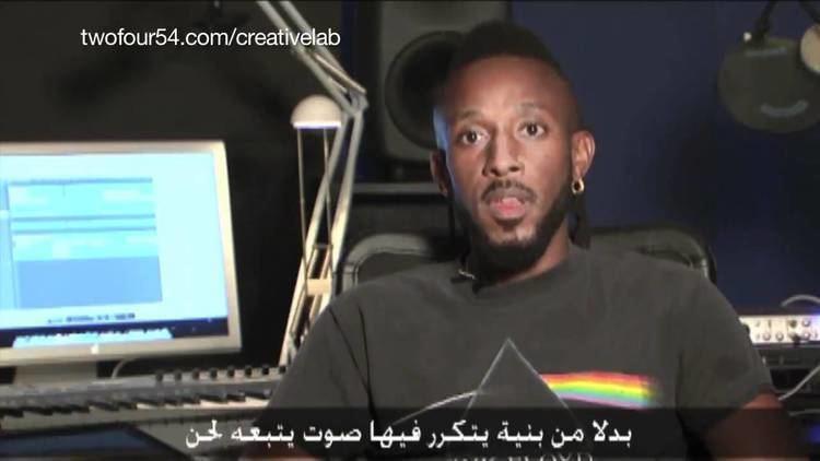 Hamdan Al Abri creative lab Exclusive Interview with UAE Soul Singer