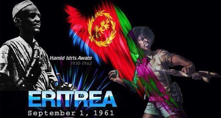 Hamid Idris Awate Tribute to Hamid Idris Awate