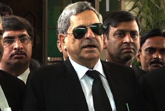 Hamid Khan (lawyer) Rivalry in PTI ranks Hamid Khan hints at division within PTI