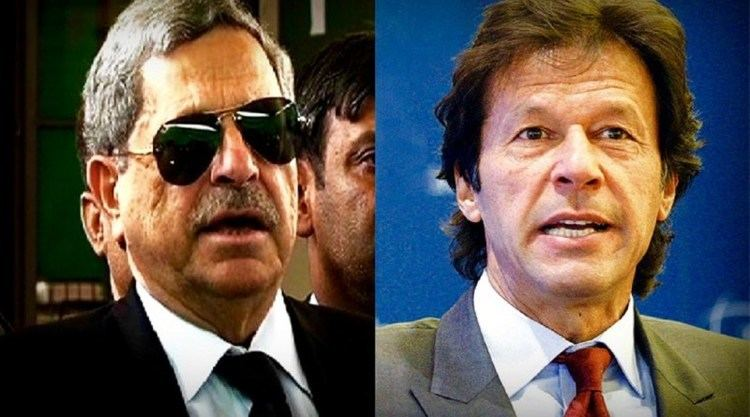 Hamid Khan (lawyer) PTI Lawyer Hamid Khan backs off from Panama Leaks Case The Weekly