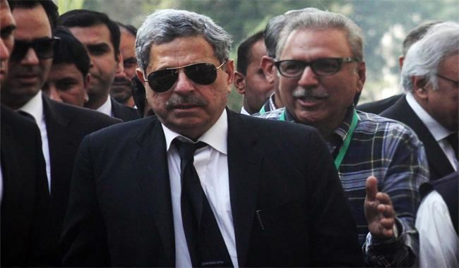 Hamid Khan (lawyer) Hamid Khan refuses to represent PTI in SC Top Story thenewscompk