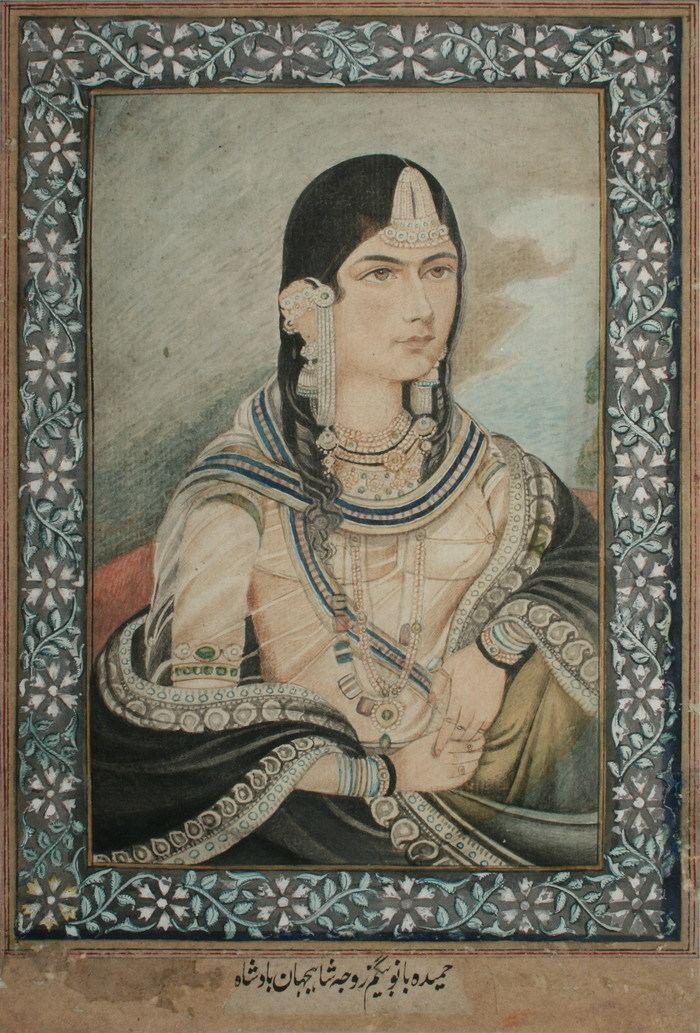 Hamida Banu Begum Hamida Banu Begum Wikipedia the free encyclopedia