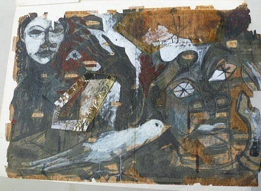 Hamidur Rahman (artist) Hamidur Rahman Works on Sale at Auction Biography