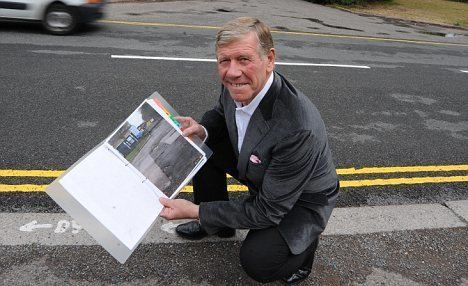 Hamilton Bland Driver Hamilton Bland sues Coventry council for 2000 after