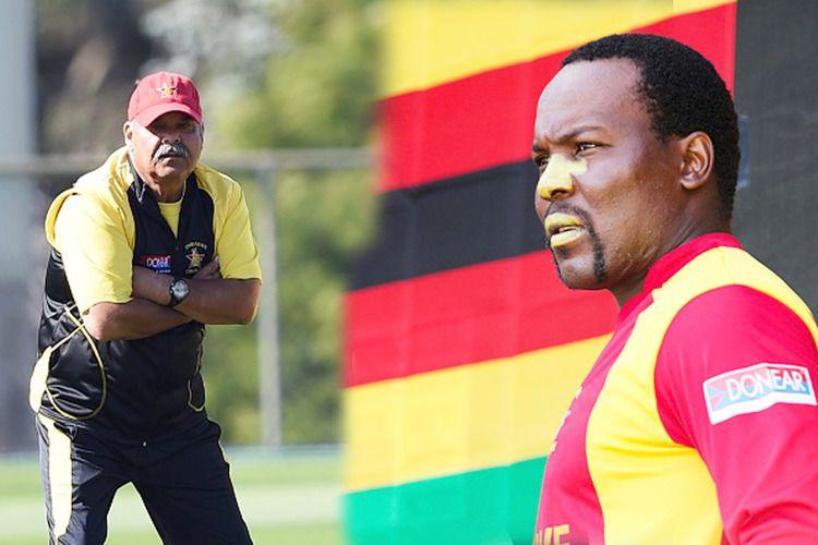 Zimbabwe Sack Coach Dav Whatmore Captain Hamilton Masakadza Ahead