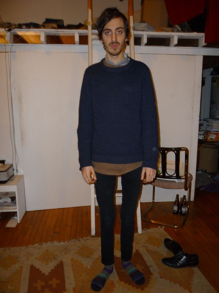 Hamilton Morris New York City People Places Things