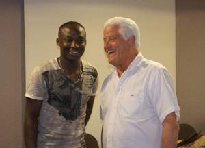 Haminu Draman Ghana midfielder Haminu Dramani joins French side Arles Avignon