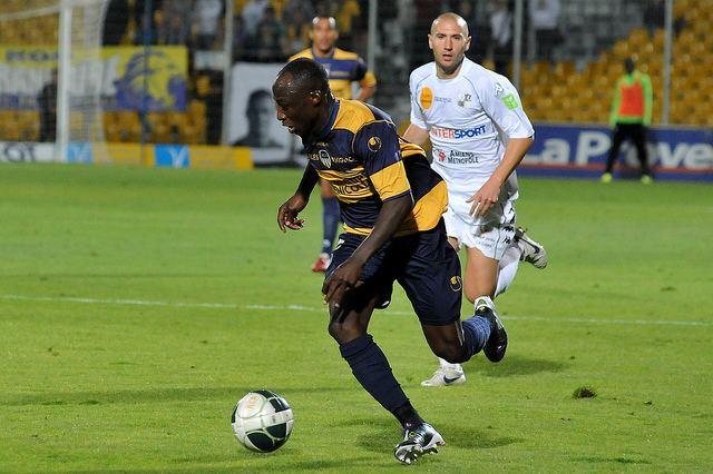 Haminu Draman Draman on trial at CFR Cluj Africa Football Shop