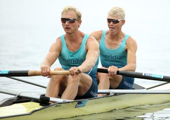 Hamish Bond Hamish Bond Photos New Zealand Rowing Championships Zimbio
