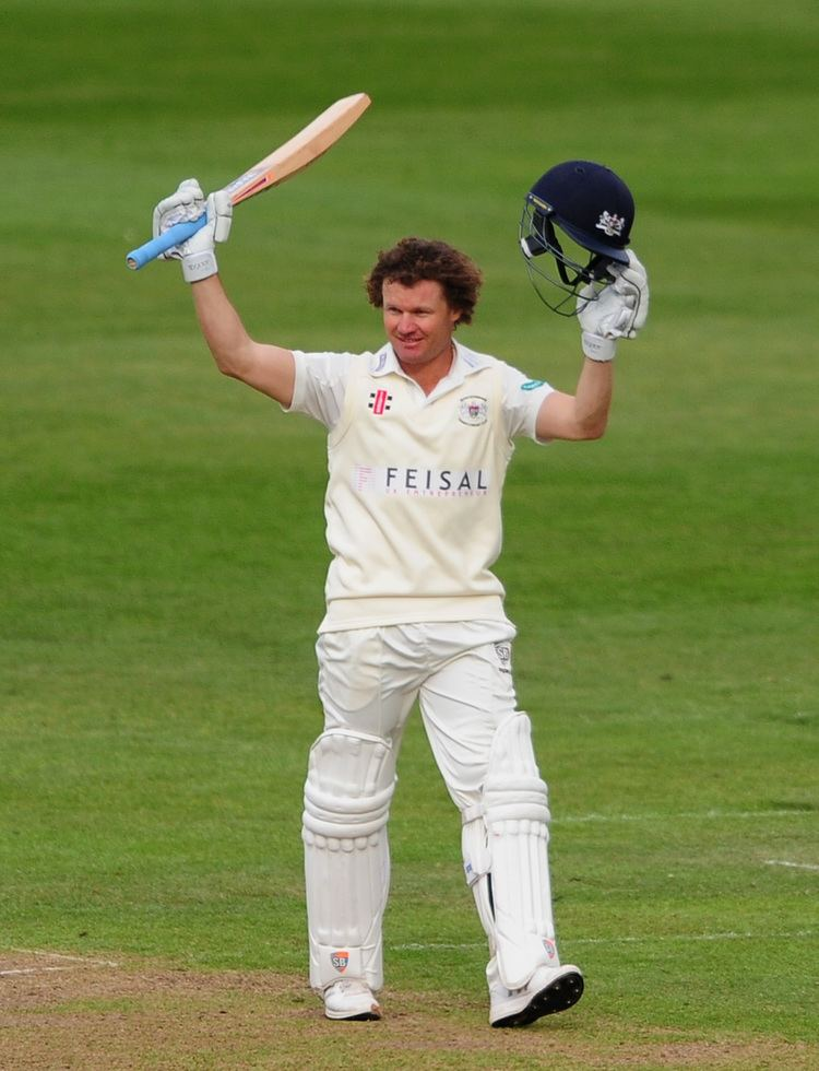 The Shire Brigade Hamish Marshall Gloucestershire County Cricket
