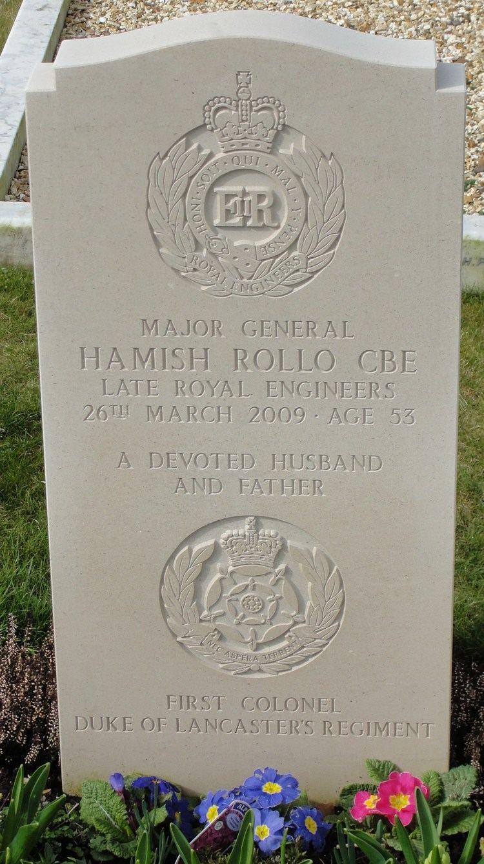 Hamish Rollo Maj General Hamish Rollo 2009 Find A Grave Memorial